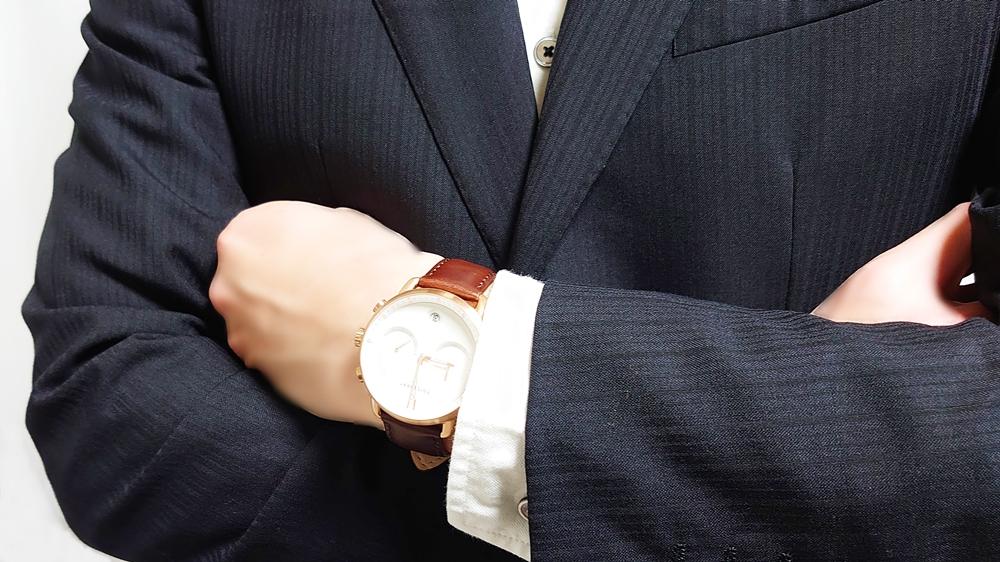 Nordgreen ノードグリーン Pioneer パイオニア 着用 スーツ カスタムファッションマガジン