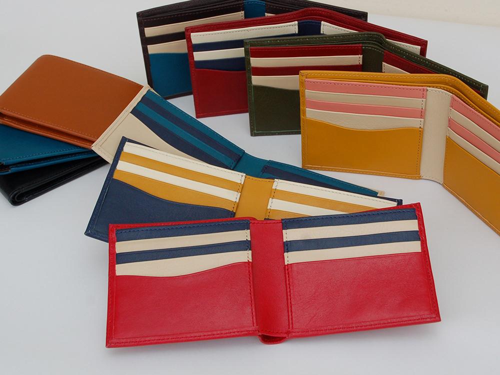 2つ折り財布(小銭入れなし) JOGGO ジョッゴ