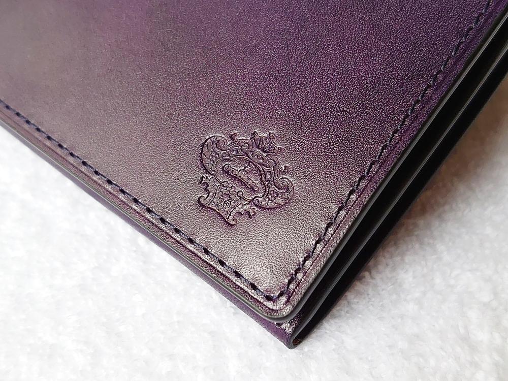 Orobianco(オロビアンコ)ファスナー付き長財布(品番:ORS-012608)ブラック オロビアンコのロゴマーク