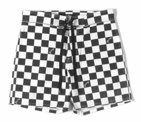 Walkway Checker Shorts