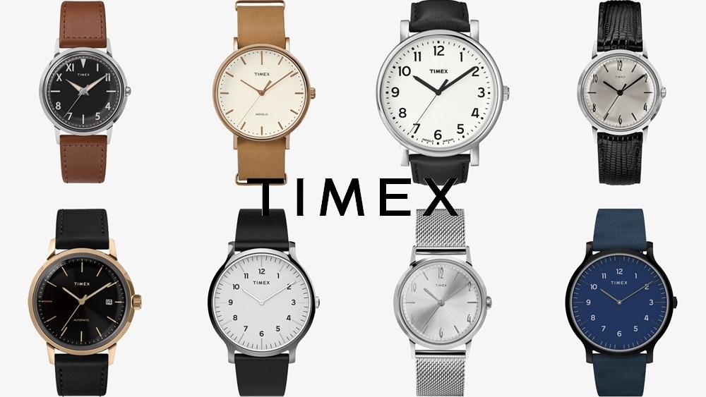 TIMEX(タイメックス )ンプル腕時計