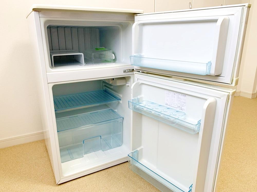 冷蔵庫80L 2ドア