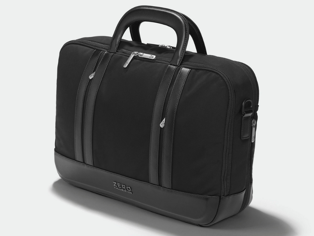 ZERO HALLIBURTON(ゼロハリバートン) Nylon Three-Way Expandable Briefcase(81005)