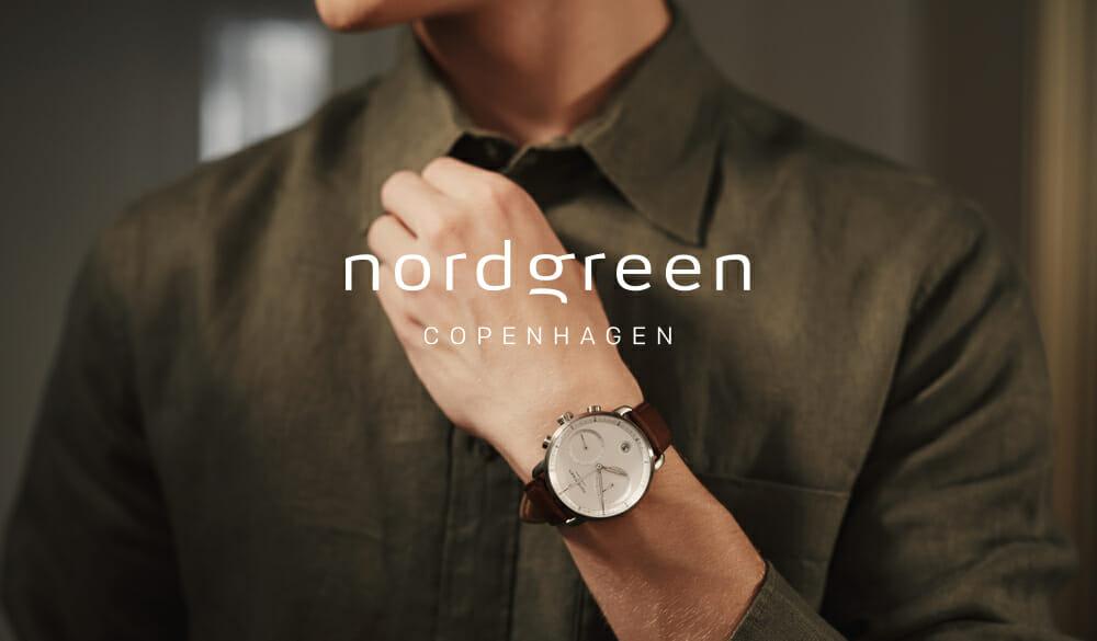 Nordgreen(ノードグリーン)Pioneer(パイオニア)カーキ シャツ