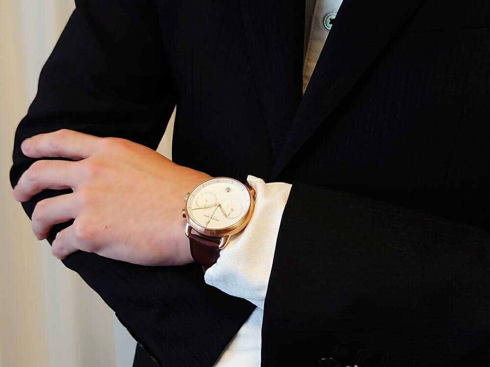 Nordgreen(ノードグリーン)Pioneer(パイオニア)42mm 新社会人 腕時計 おすすめ スーツ