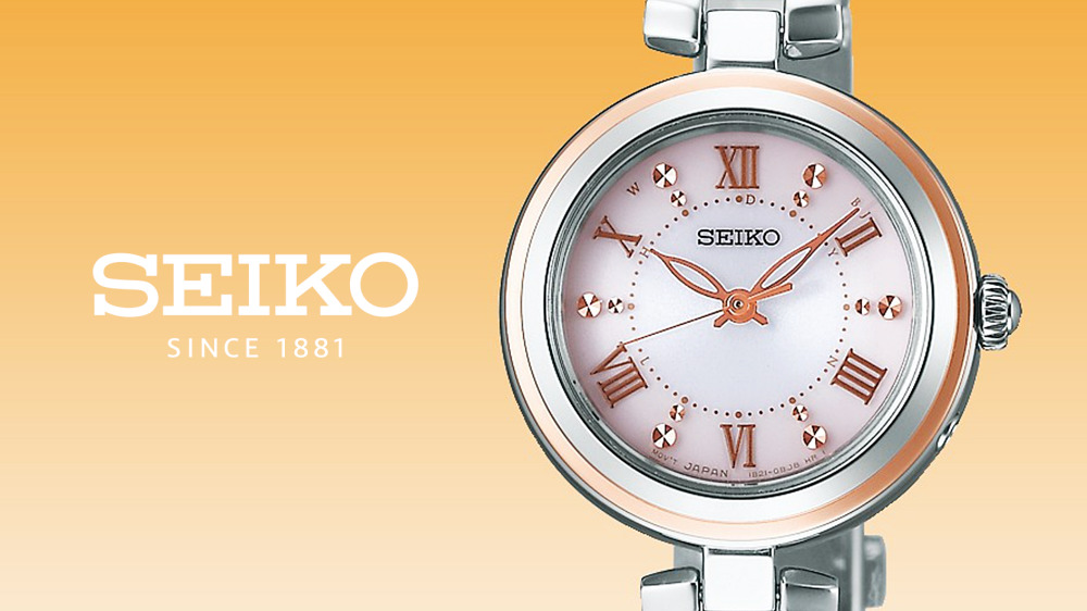 SEIKO(セイコー)セレクション レディース ソーラー 電波