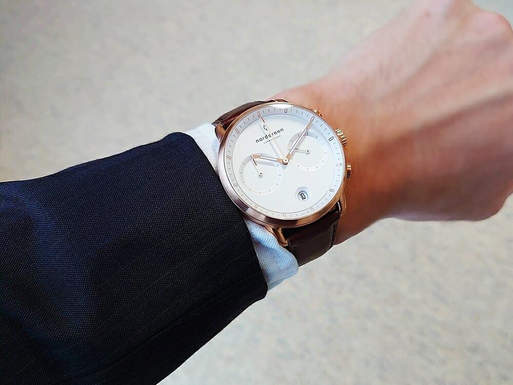 Nordgreen(ノードグリーン)Pioneer(パイオニア)42mm 新社会人 腕時計 おすすめ