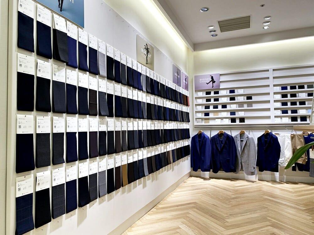 FABRIC TOKYO(ファブリックトウキョウ) 新宿店 店舗の生地
