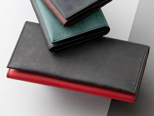 プエブロ&リスシオ 長財布 NIBUR(ニブール)Mens Leather Store(メンズレザーストア)