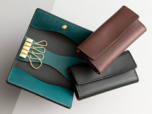 ブッテーロ キーケース NIBUR(ニブール)Mens Leather Store(メンズレザーストア)