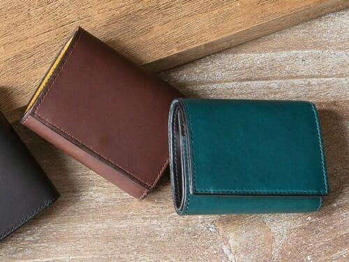 リスシオ ミニ財布 NIBUR(ニブール)Mens Leather Store(メンズレザーストア)