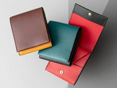 リスシオ ショート財布 NIBUR(ニブール)Mens Leather Store(メンズレザーストア)