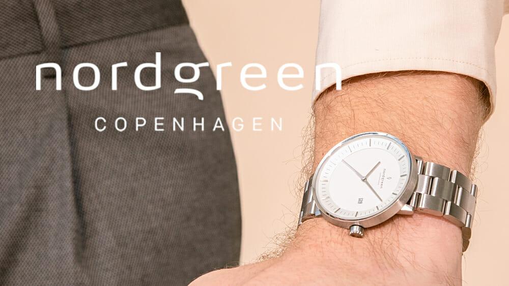 Nordgreen ノードグリーン ビジネス フィロソファ リンクブレス シルバー