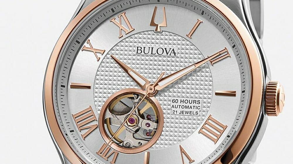 ブローバ(BULOVA)classic クラシック