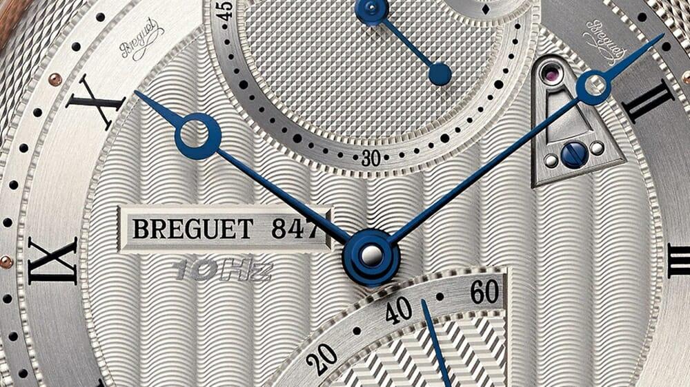 ブレゲ(BREGUET)クラシック 「7727BR 12 9WU」