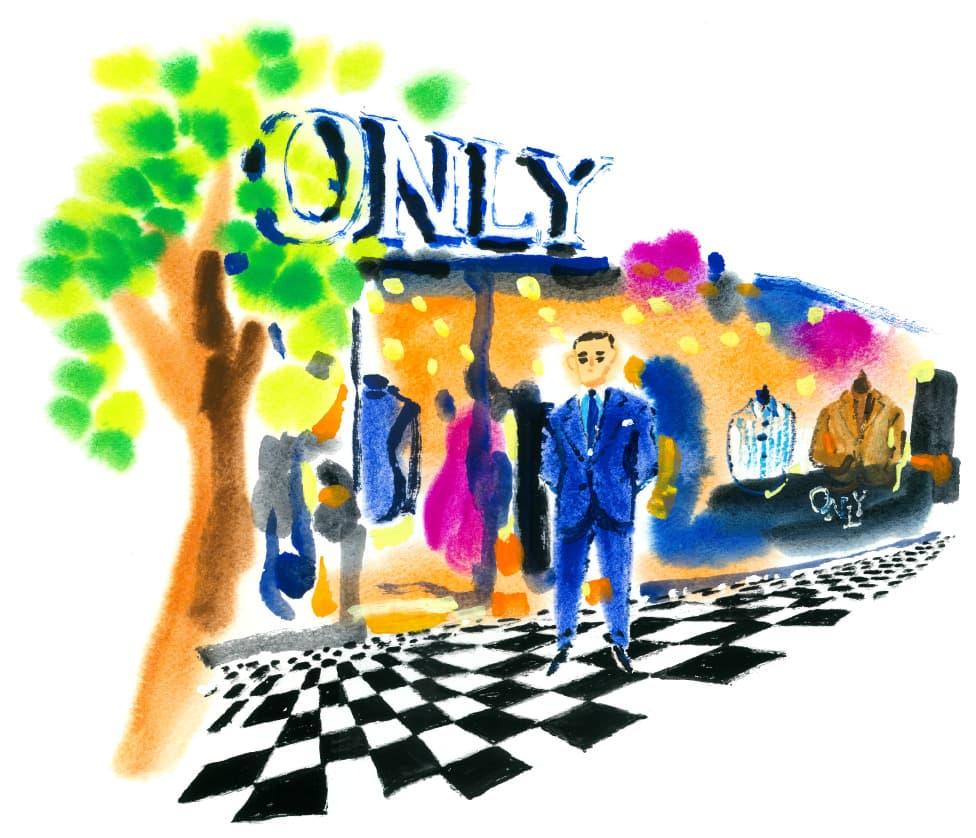 ONLY(オンリー)の特徴