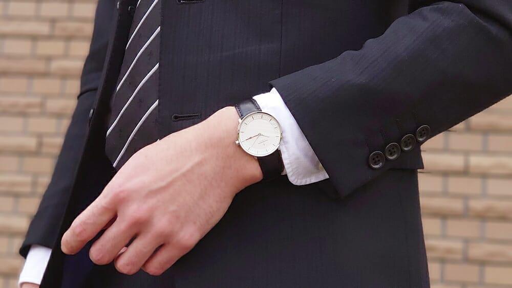 ビジネス腕時計 おすすめ スーツ Nordgreen ノードグリーン フィロソファ