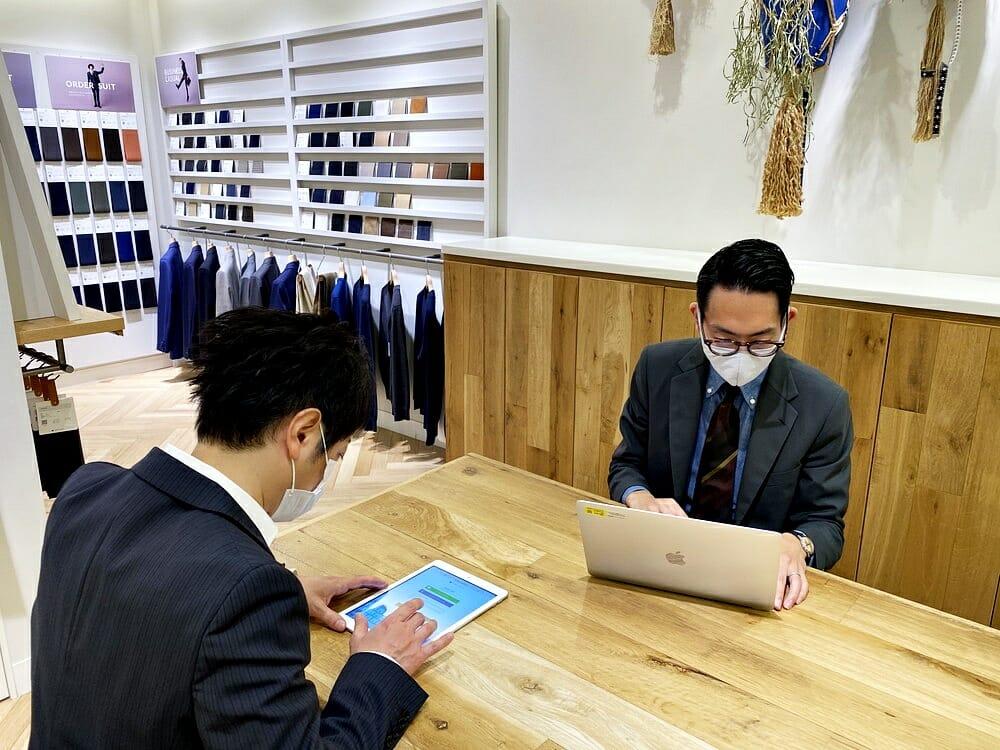 FABRIC TOKYO(ファブリックトウキョウ) カウンセリング 会員登録
