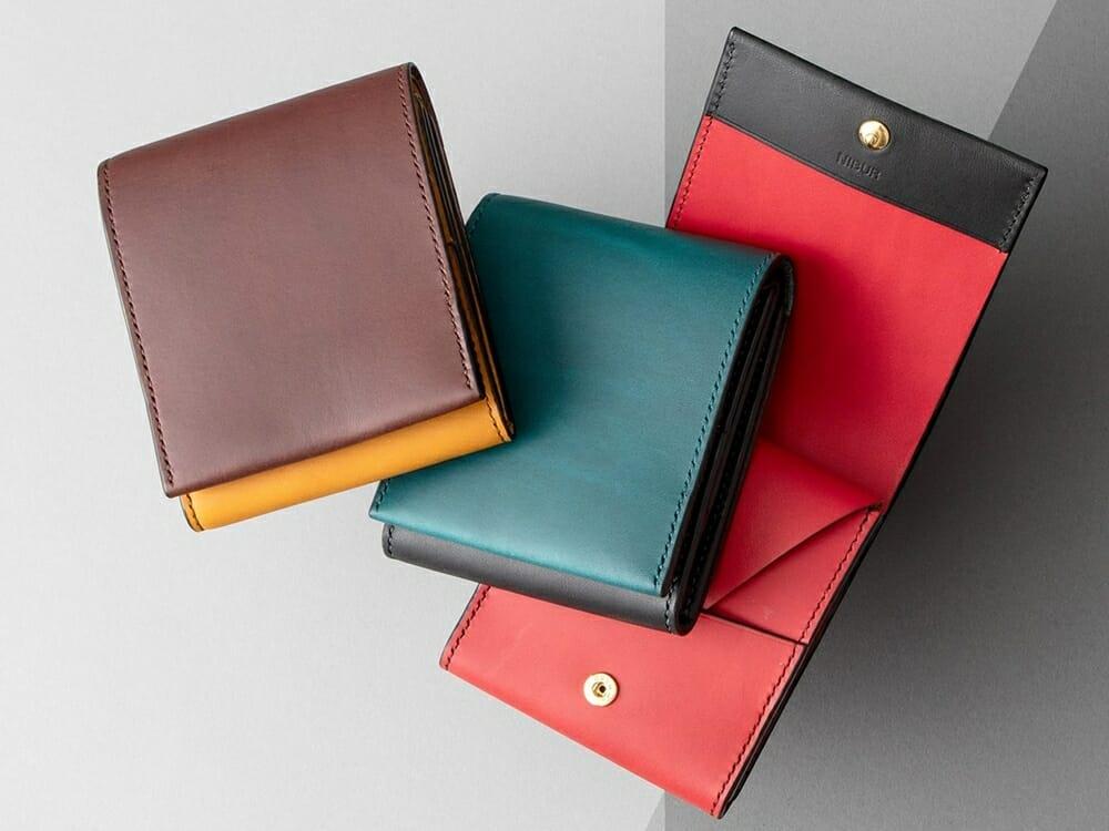 NIBUR(ニブール)リスシオ ショート財布 カラーバリエーション Mens Leather Store(メンズレザーストア)