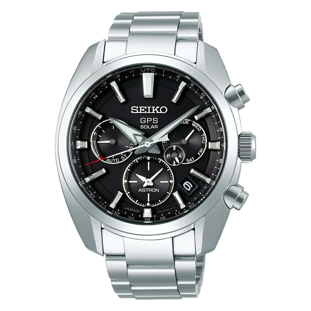 SEIKO(セイコー)アストロン グローバルライン オーセンティック SBXC021 ソーラーGPS衛星電波修正