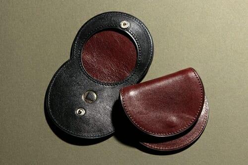 手揉みレザーコインケース LONESOME(ロンサム)Mens Leather Store(メンズレザーストア)