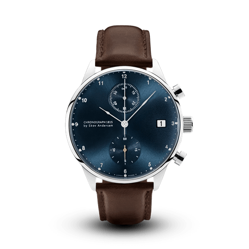 1815 CHRONOGRAPH STEELBLUE SUNRAY About Vintage(アバウトヴィンテージ)