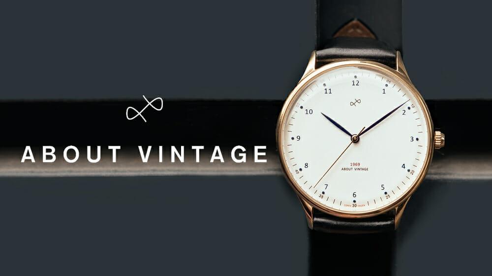 1969 VINTAGE(スイス製クォーツ)About Vintage(アバウトヴィンテージ)
