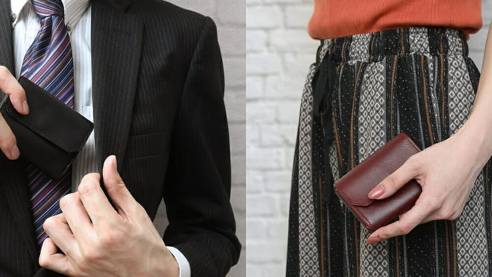 LIFE POCKET ライフポケット MiniWallet3 ミニウォレット 口コミ評判