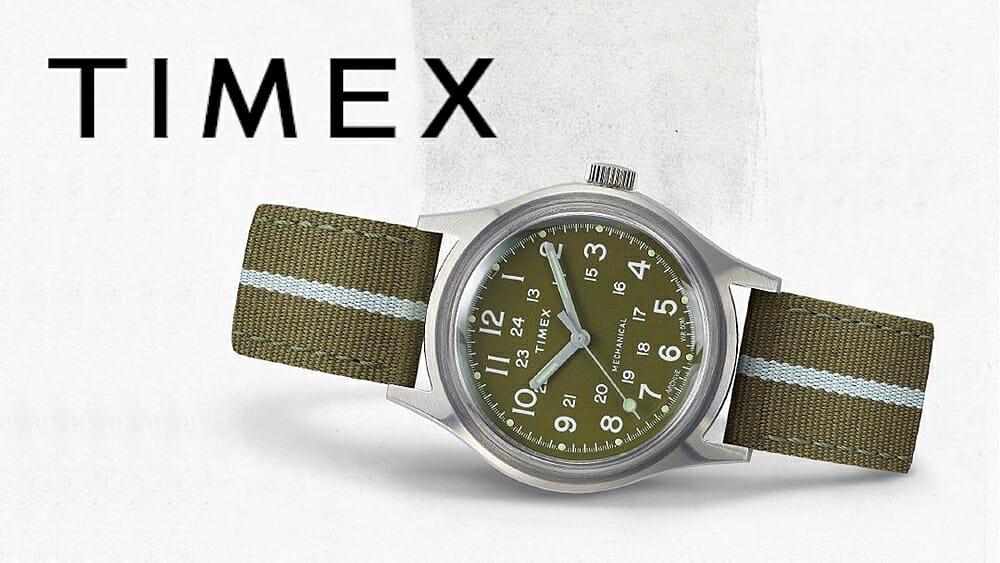 TIMEX タイメックス MK1 メカニカルキャンパー