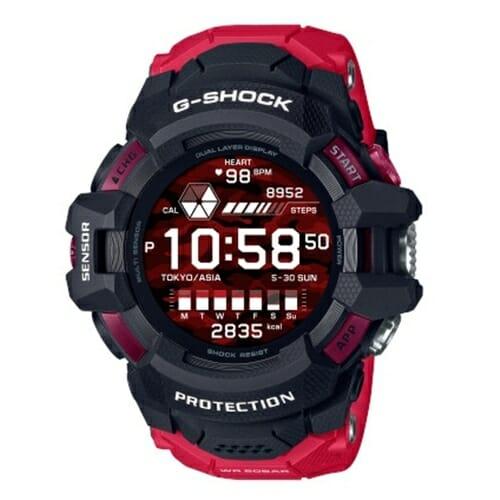 G-SQUAD G-SQUAD PRO「GSW-H1000-1A4JR」CASIO(カシオ)G-SHOCK(Gショック)