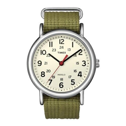 ウィークエンダー セントラルパーク グリーン「T2N651」TIMEX(タイメックス)