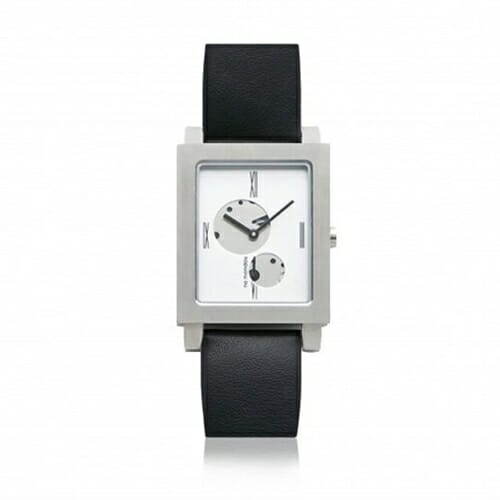Open Heart Silver&Black NM-56201 39×32mm NO Monday(ノーマンデー)腕時計