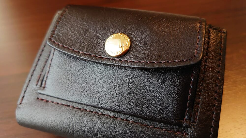 LIFE POCKET(ライフポケット)MiniWallet3 ミニウォレット3 espresso エスプレッソ 財布レビュー カスタムファッションマガジン