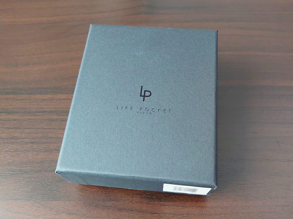LIFE POCKET(ライフポケット)MiniWallet3 ミニウォレット3 espresso エスプレッソ 商品 パッケージング