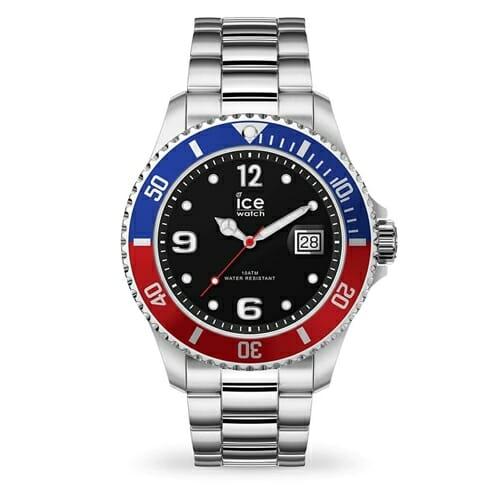 ICE steel アイス スティール ユナイテッドシルバー (ミディアム)ice watch(アイスウォッチ)