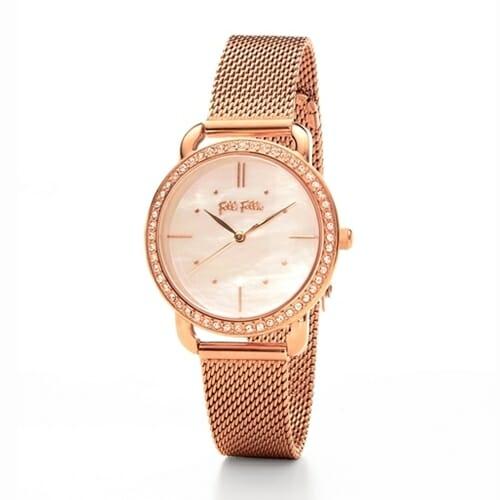DAYLIGHT メッシュベルト ウォッチFolli Follie(フォリフォリ)腕時計
