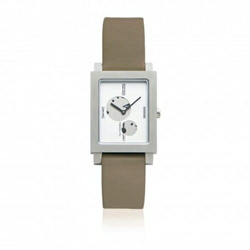 Open Heart Silver&Grey NM-46202 34×28mm NO Monday(ノーマンデー)腕時計