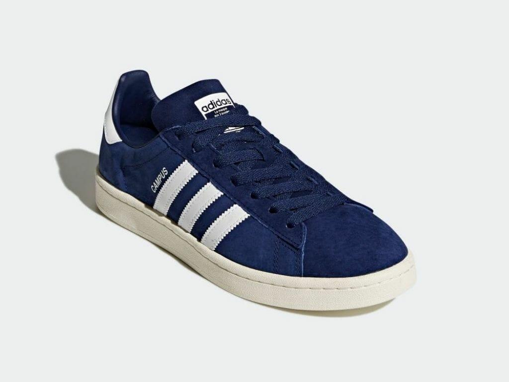 adidas(アディダス) キャンパス ブルー
