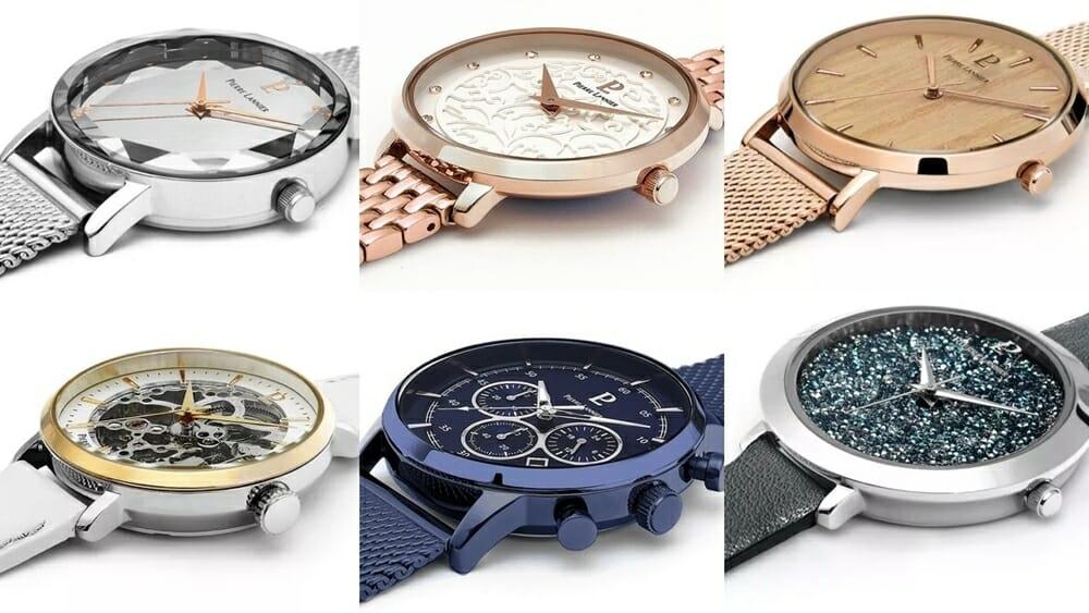 ピエール・ラニエ(Pierre Lannier)腕時計 ダイアルデザイン