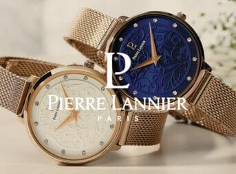 ピエール・ラニエ Pierre Lannier 腕時計