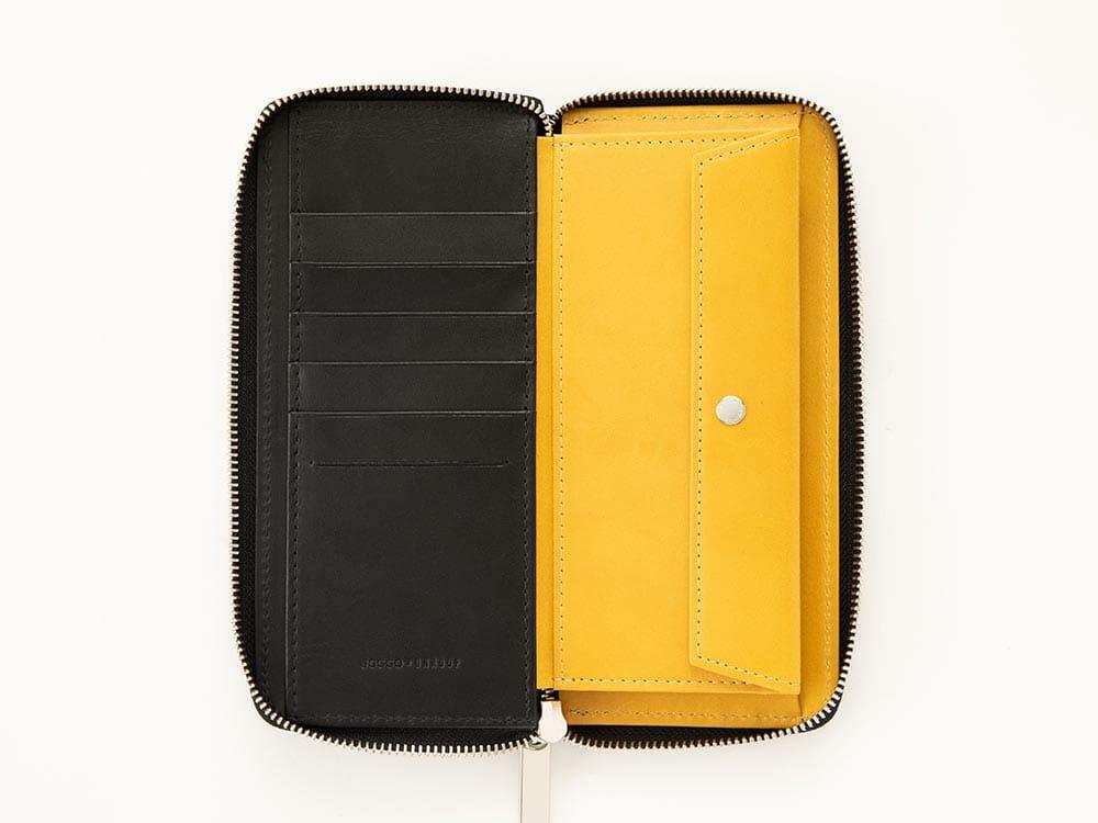 JOGGO ジョッゴ ENISHI ラウンド長財布(ENISHI)見開き180度