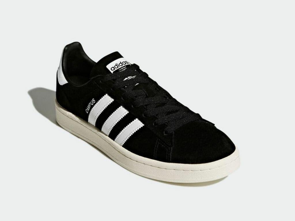 adidas(アディダス) キャンパス ブラック