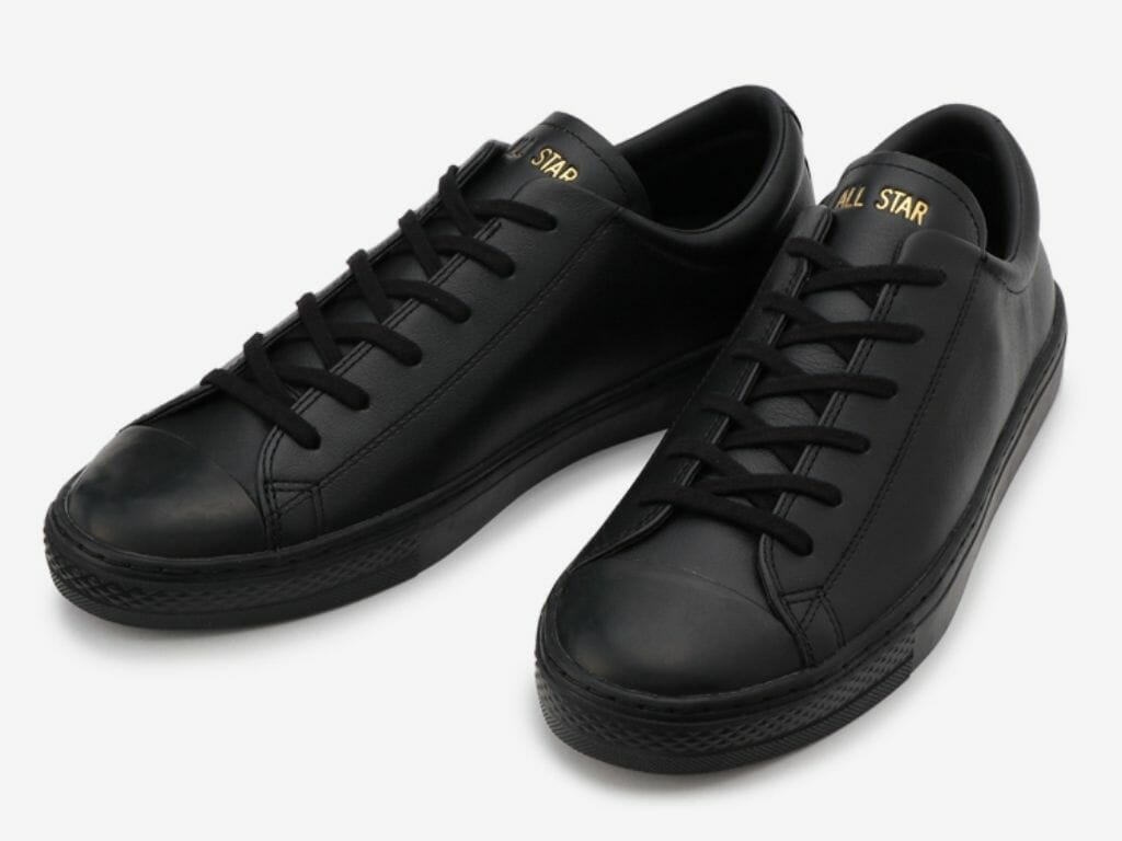 CONVERSE(コンバース) LEATHER ALL STAR COUPE OX(レザーオールスタークップOX)