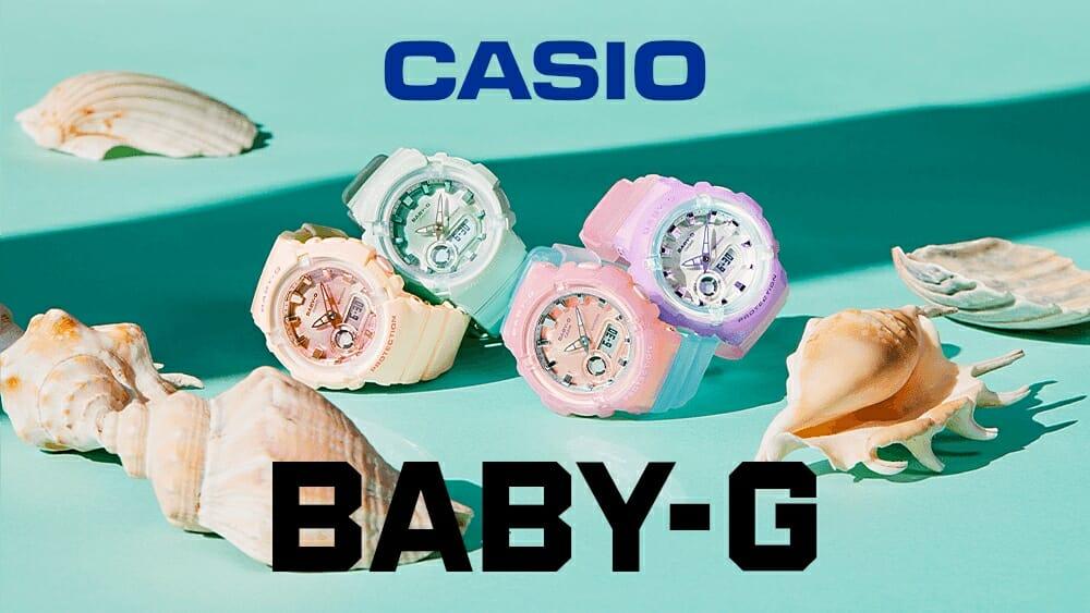 CASIO(カシオ)BABY-G(ベイビージー)BGA-280 SERIES