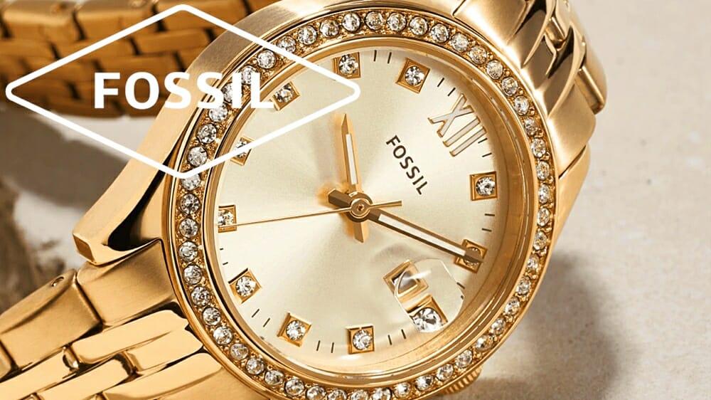 FOSSIL フォッシル レディース アナログ 腕時計 ドレスウォッチ