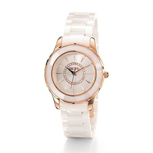 BEAUTIME セラミック ウォッチFolli Follie(フォリフォリ)腕時計