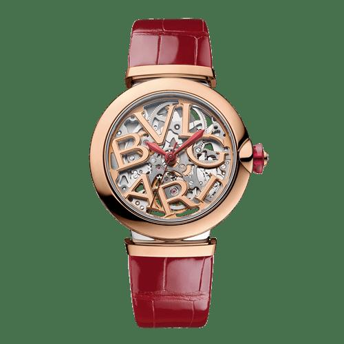 ルチェア ウォッチ 103373 BVLGARI(ブルガリ)レディースウォッチ 腕時計