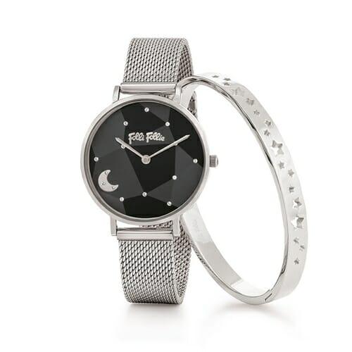 STARGAZE バングル&ウォッチ 腕時計セットFolli Follie(フォリフォリ)腕時計