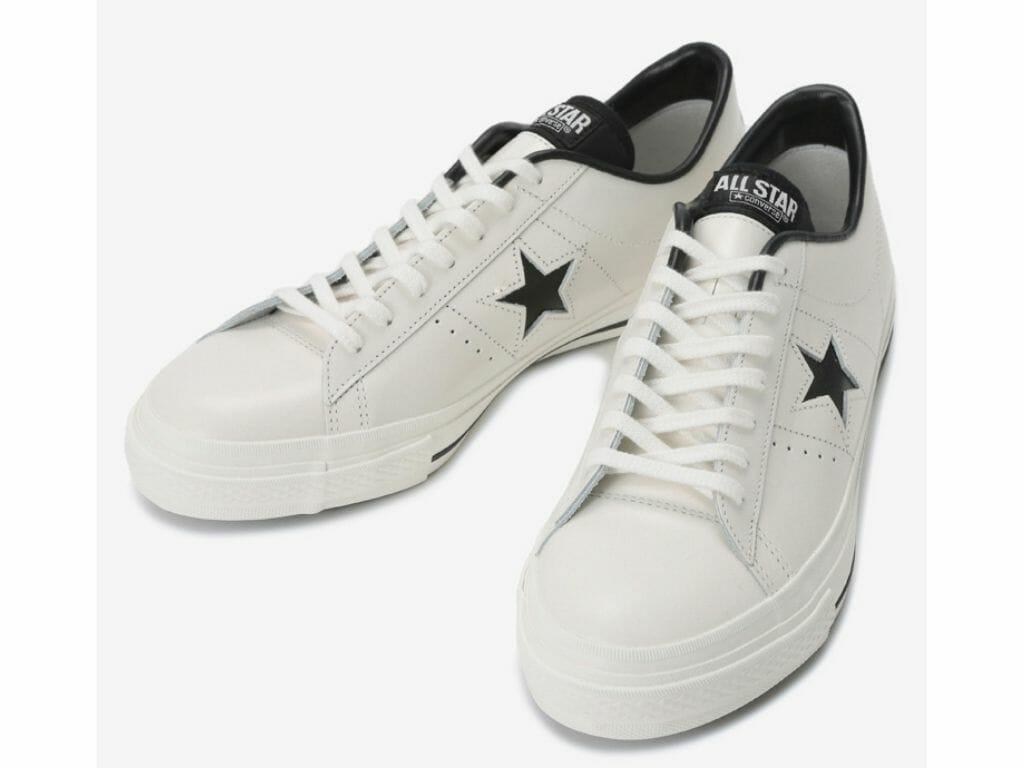 CONVERSE(コンバース) ONE STAR(ワンスター) ホワイト ブラック