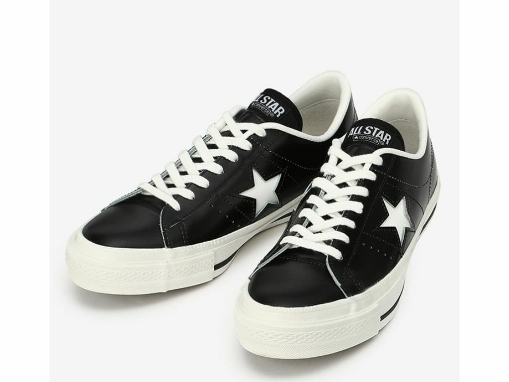 CONVERSE(コンバース) ONE STAR(ワンスター) ブラック ホワイト